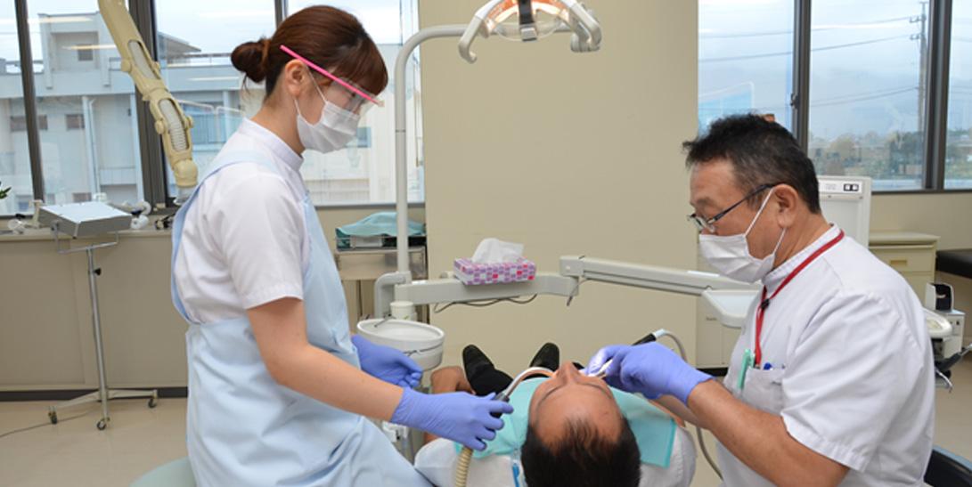 歯科衛生科のイメージ